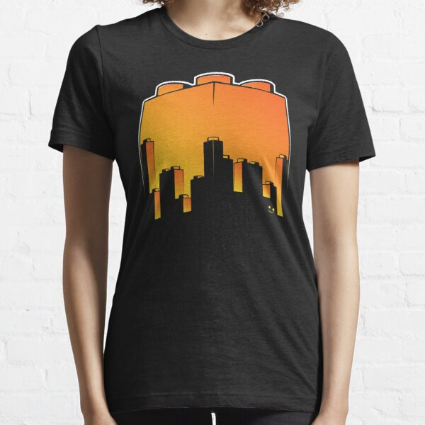 BrickCity Sunset Essential T-Shirt