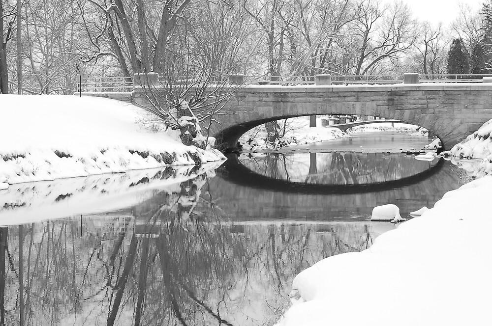 McKinley Monument Bridge by Brooke Triplett