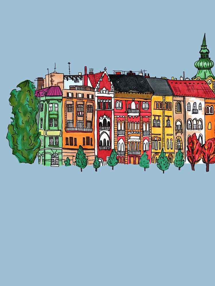 Budapest von polaskus