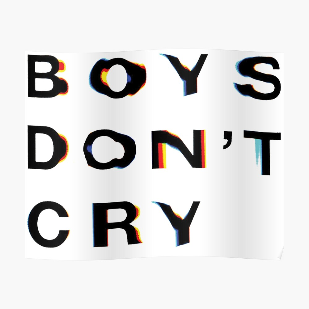 Frank Ocean Blond Boys Dont Cry Silk 30 27x40 Poster Wall Decor T487
