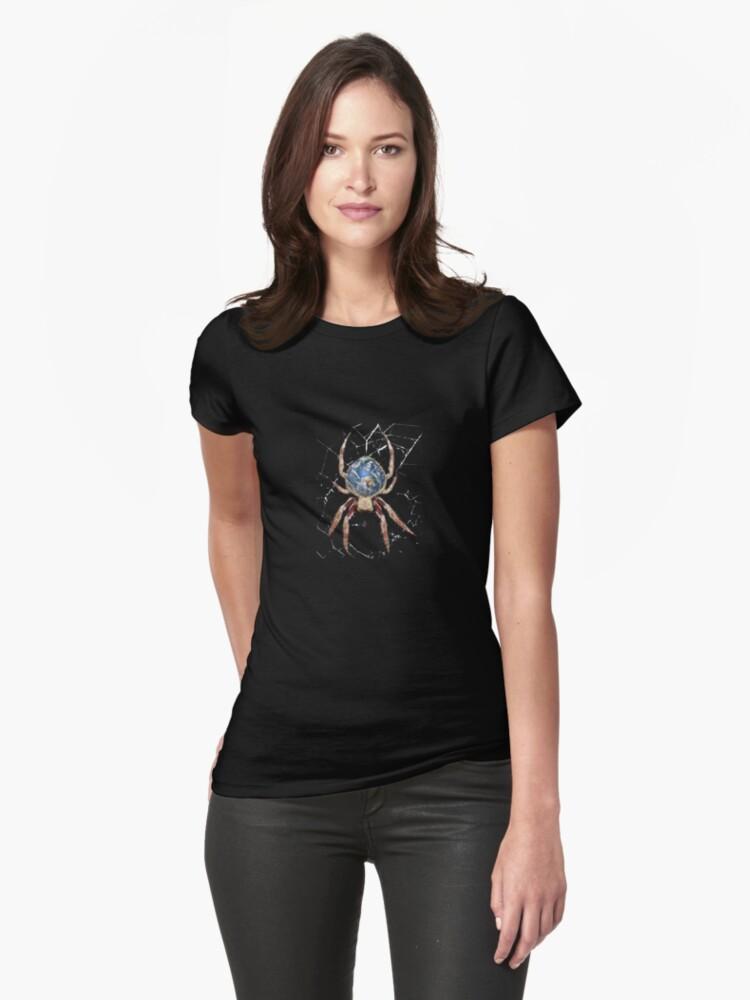 Earth Spider T by StarKatz