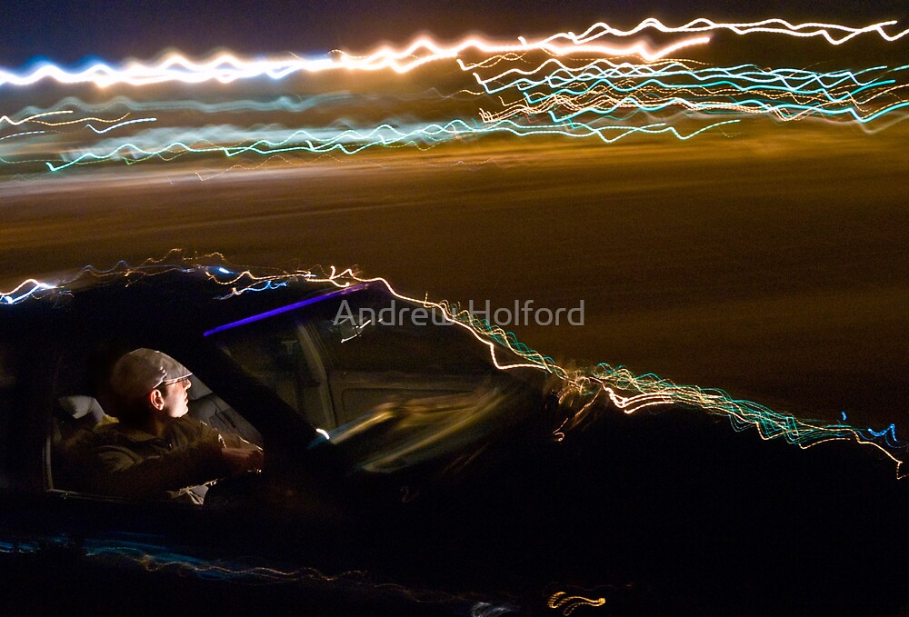 Speed of Light by Andrew Holford