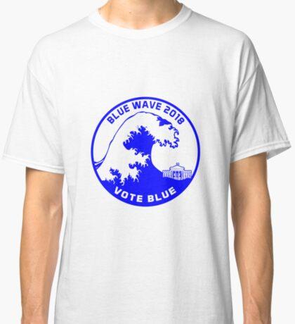 Blue Wave 2018 Classic T-Shirt