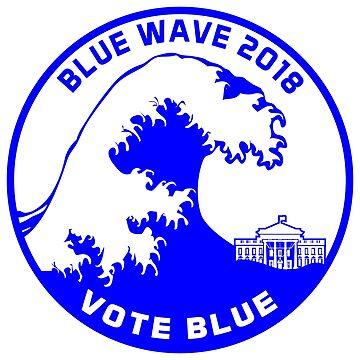 Blue Wave 2018 by EthosWear