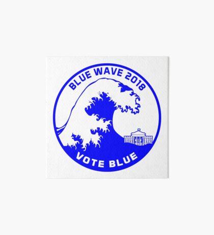 Blue Wave 2018 Art Board
