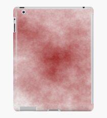 Dark Red on White 10 100 DF  iPad Case/Skin