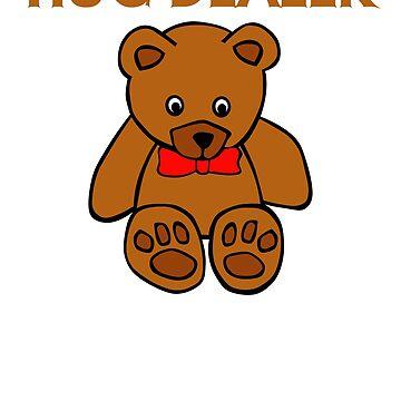 Teddy Bear Hug Dealer by gearof