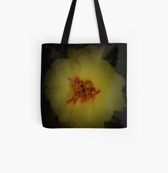 Wearing Gold All Over Print Tote Bag