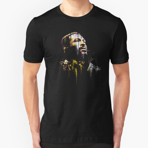 Whats Going On? Slim Fit T-Shirt