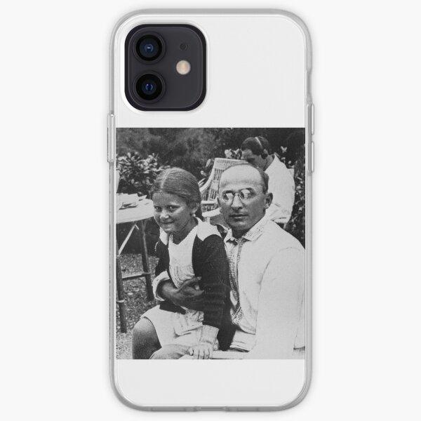 Лаврентий Берия с дочерью Сталина Светланой - Lavrenty Beria with Stalin's daughter Svetlana iPhone Soft Case