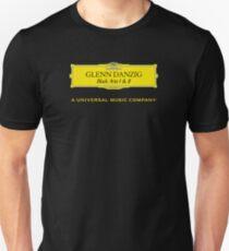 Danzig Black Aria Deutsche Grammophon Mashup Unisex T-Shirt