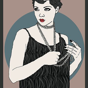 Flapper Style by bexwie