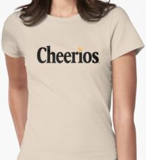 Cheerios Women's Fitted T-Shirt