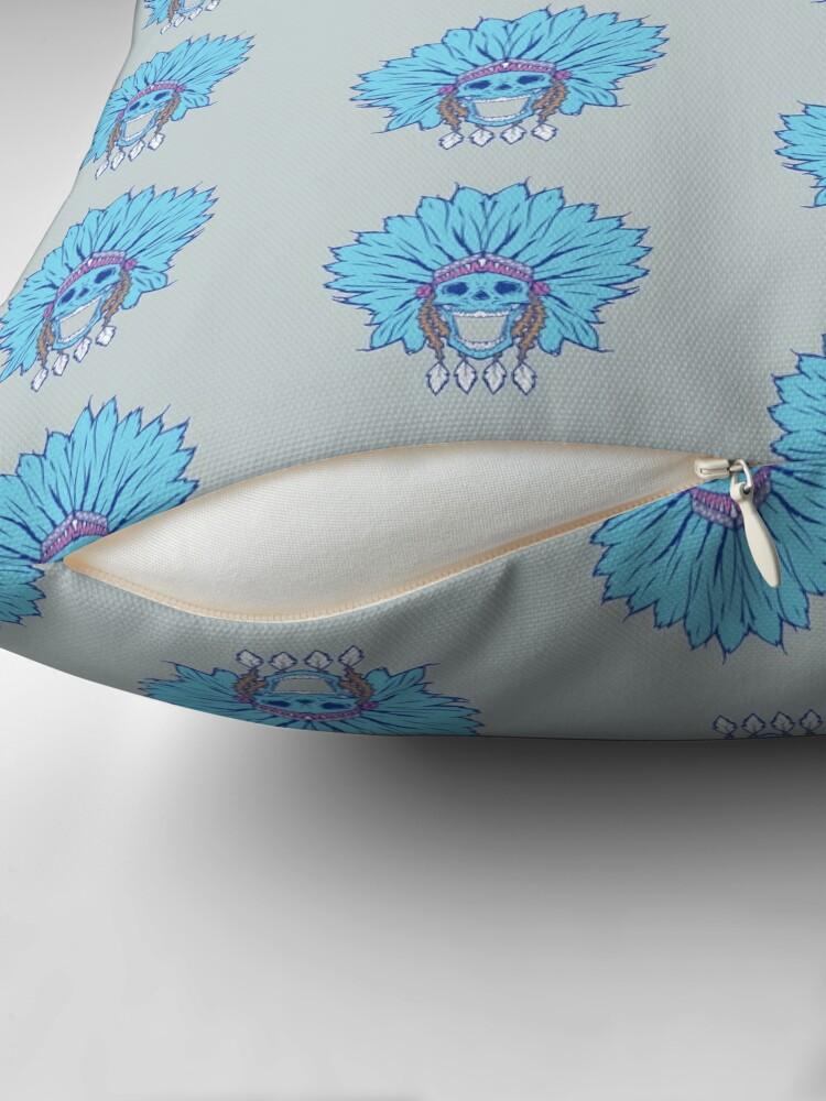 Alternate view of Shaman colour Floor Pillow