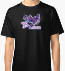 The X-Rider (ultraviolet) Classic T-Shirt