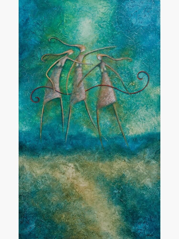 THE GRAEAE - DAUGHTERS OF PHORCYS by arttas