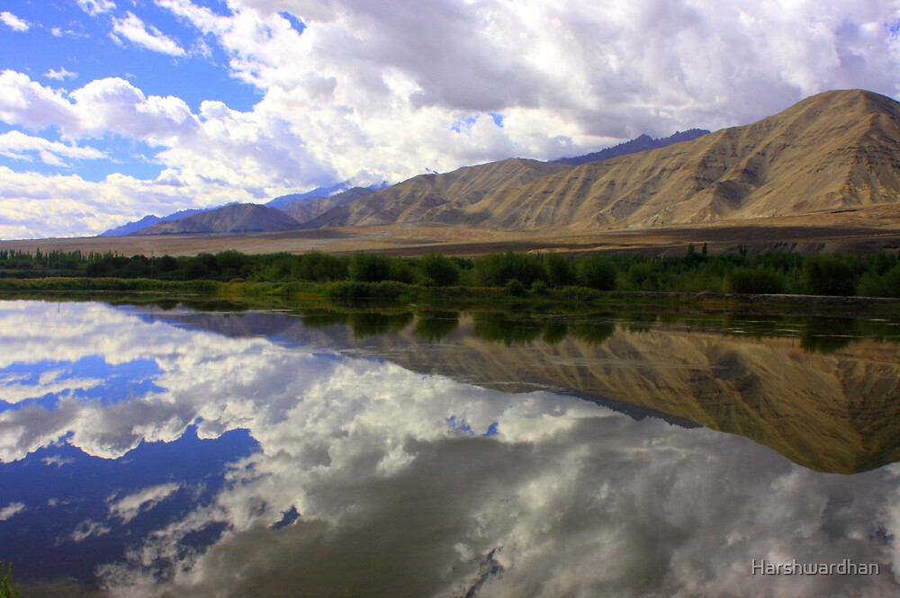 reflections by Harshwardhan
