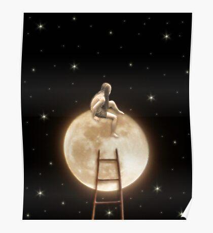 Luna Adventure Poster