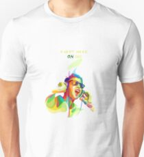 Party mode ON Unisex T-Shirt