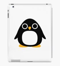 Comic penguin iPad Case/Skin