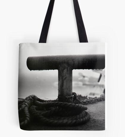 Bollard  Tote Bag
