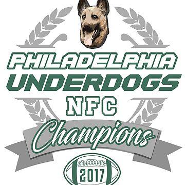 Philadelphia Underdogs - NFC Champions by 13471