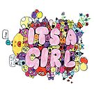 it's A Girl by Cardsbyakid