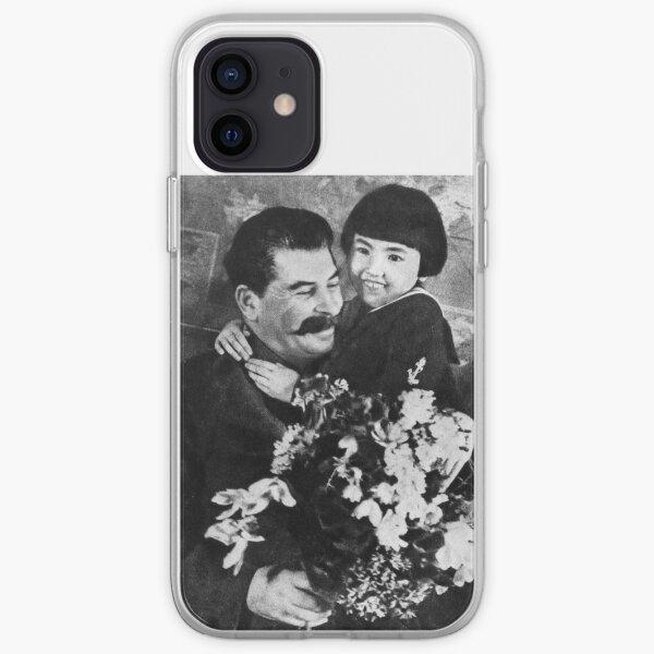 Stalins cult of personality #Сталин #ИосифВиссарионович #Ежов #Берия #Жданов #Молотов #Ленин #ГУЛАГ #Нориллаг #Культличности #репрессии #депортация #тюрьма #казнь #политзаключенный #Stalin iPhone Soft Case