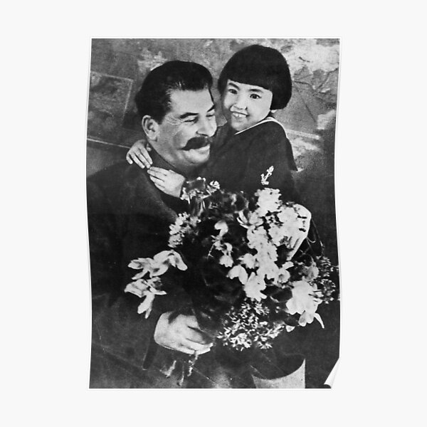 Stalins cult of personality #Сталин #ИосифВиссарионович #Ежов #Берия #Жданов #Молотов #Ленин #ГУЛАГ #Нориллаг #Культличности #репрессии #депортация #тюрьма #казнь #политзаключенный #Stalin Poster