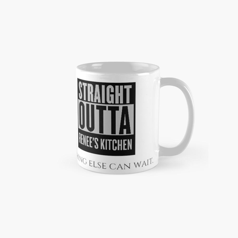 I Love Renees Coffee 1 Fan Club white coffee mug 4401 Mug