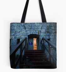 Evacuation Route Tote Bag