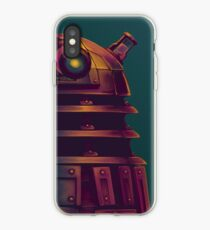 Dalek - Poster (Doktor Who) iPhone-Hülle & Cover