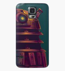 Dalek - Poster (Doktor Who) Hülle & Klebefolie für Samsung Galaxy