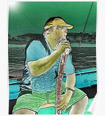 Sea Gazer Poster