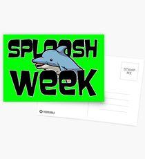 Sploosh Week Postcards