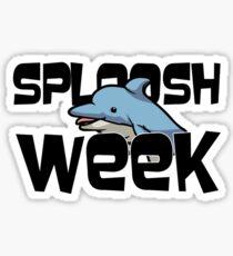 Sploosh Week Sticker