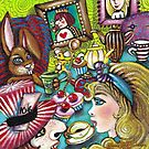 The Tea Party by Cherie Roe Dirksen