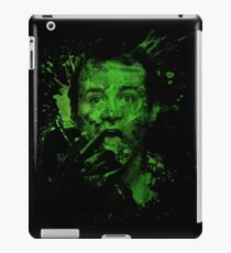 Splatter Venkman iPad Case/Skin