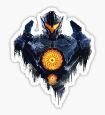 Gipsy Avenger (Pacific Rim Uprising) Sticker