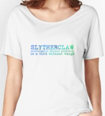 Slytherclaw Quote Women's Relaxed Fit T-Shirt