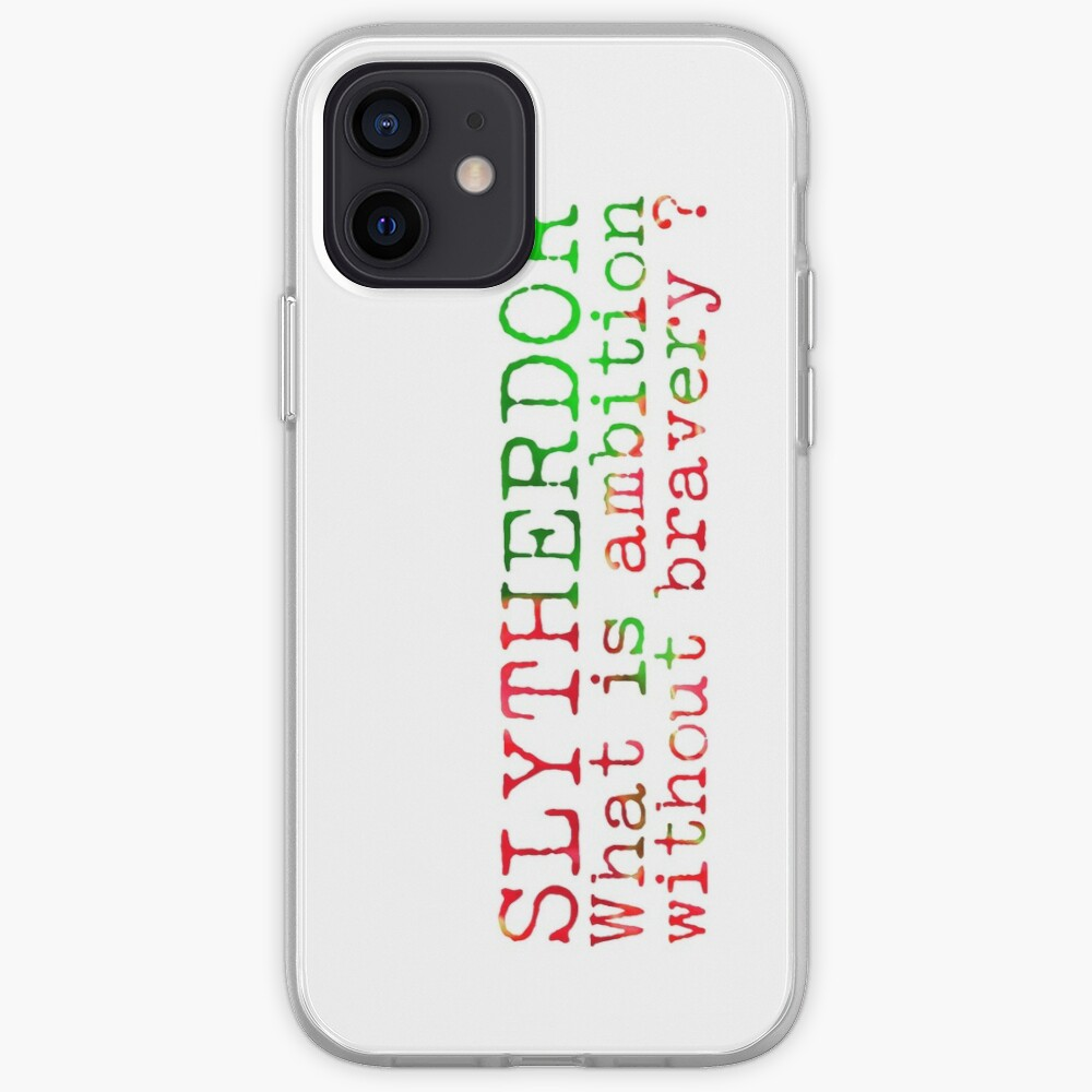 Slytherdor Quote iPhone Case & Cover
