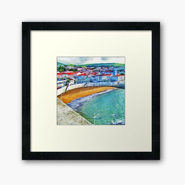 Açores - Terceira I Framed Art Print