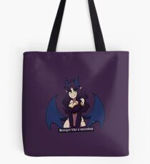 Hungry like a Succubus Tote Bag