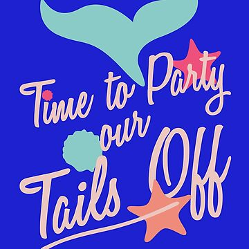 Party our tails 01 by KTLTD