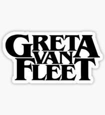 Greta Van Fleet Sticker
