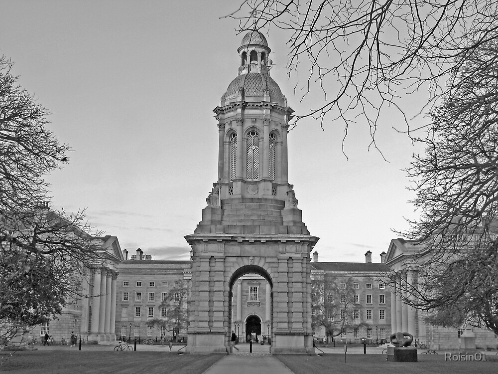 Trinity College Dublin by Roisin01