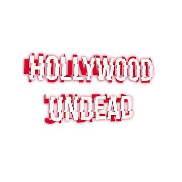 Hollywood Undead  by Conradz