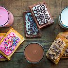 Homemade Pop Tarts by alan shapiro