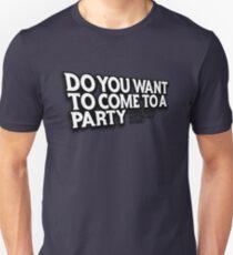 Party Unisex T-Shirt