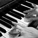 The Piano by Christian  Zammit